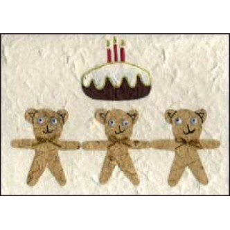 Three Bears Birthday