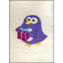 Purple Owl Birthday