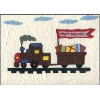 'Happy Birthday' Train