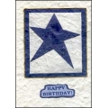 Blue Star Birthday