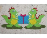 Birthday Present Dinosaurs